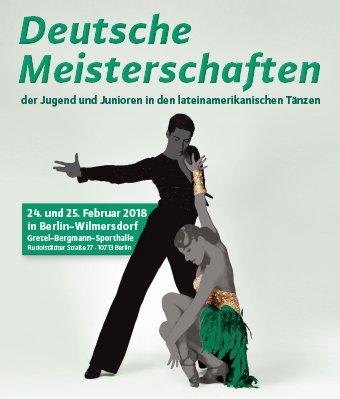 Termine_Tanzen_Deutsche Meisterschaften Latein_Feb 2018