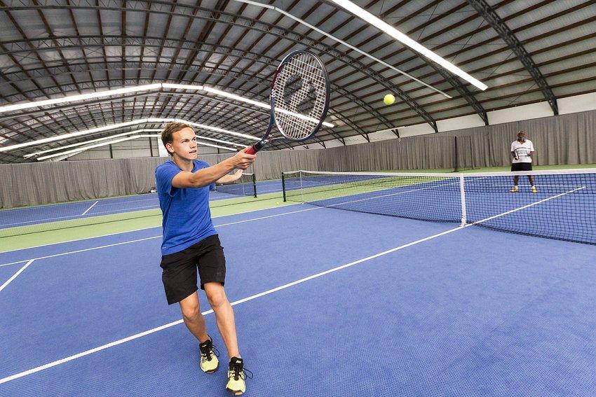 tennis spielen lernen berlin